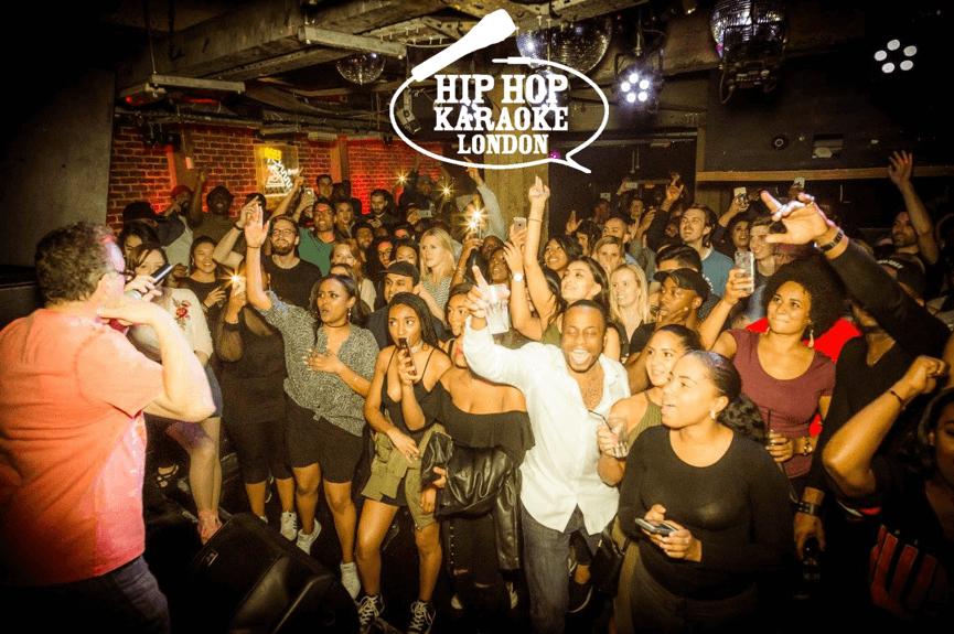 Hip Hop Karaoke (Saturday both sessions)